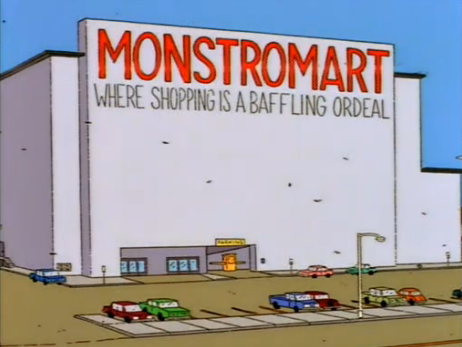 The Simpsons - Monstromart