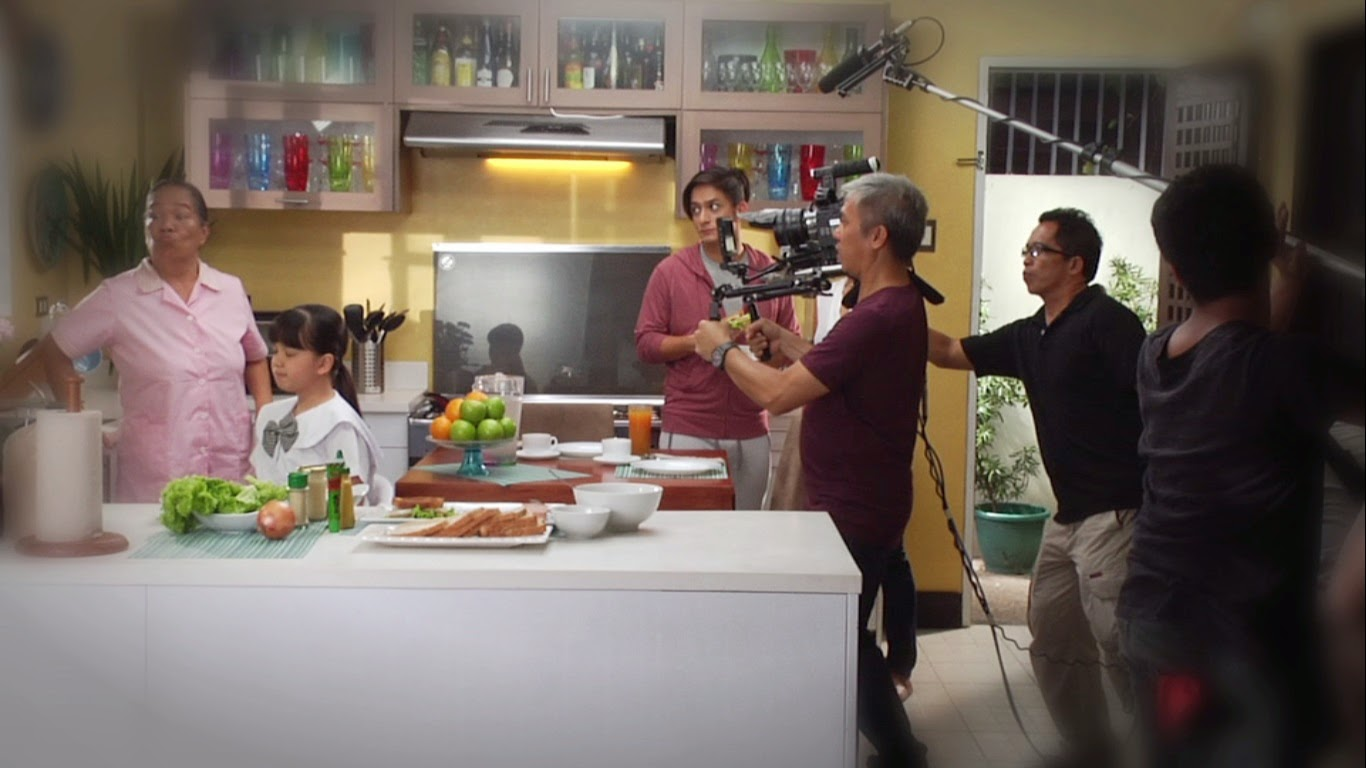 Behind the scenes of the 2015 MTRCB Infomercial