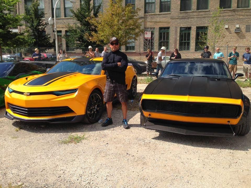 Blog tflamb transformers age of extinction stunt driver photos