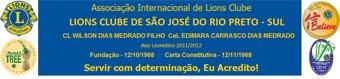 LC SÃO JOSÉ DO RIO PRETO SUL