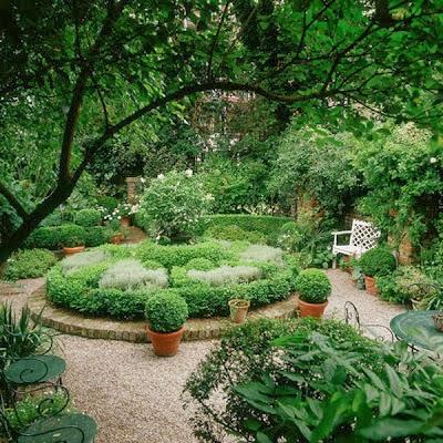 Desain Taman Indah Rumah