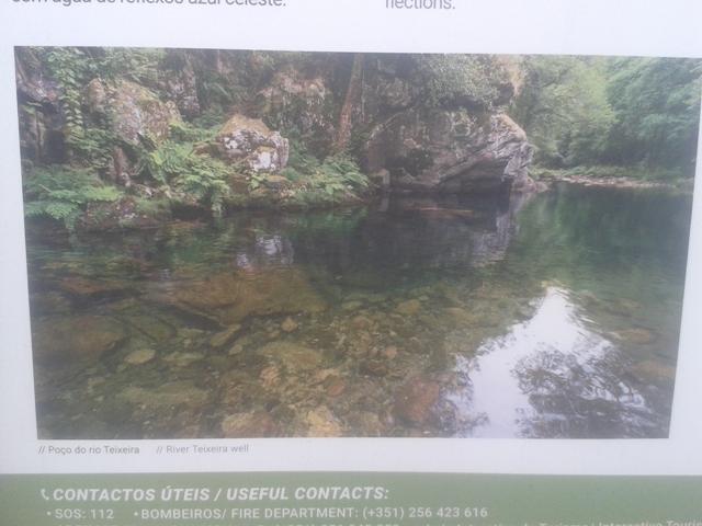 Poço do Rio Teixeira