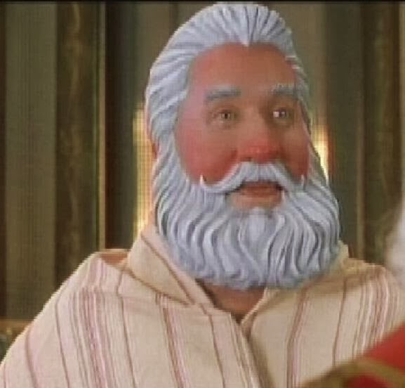 The Santa Clause 2 Toys For Tots : Talking sassy just say no to plastic surgery kenny rogers