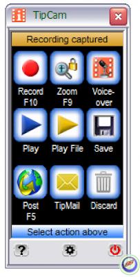 TipCam 2.2 - Quay phim màn hình chất lượng cao & miễn phí