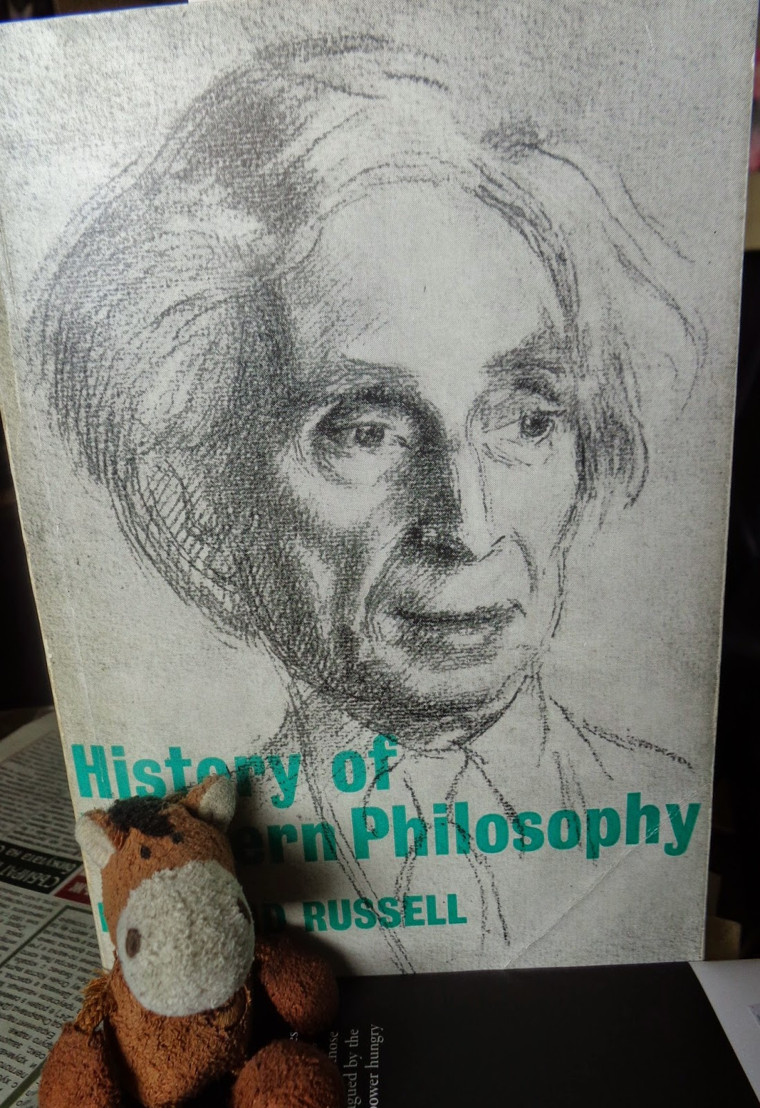 critique of the bertrand russell value of philosophy Unpopular essays by bertrand russell new york: simon and schuster inc, 1950  as closer to physics and chemistry than religion or value theory philosophy, in his.