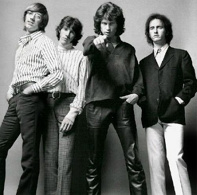 The Doors - She Smells So Nice Lyrics