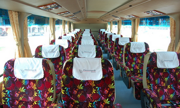 bas ekspress intercity coach vip seat