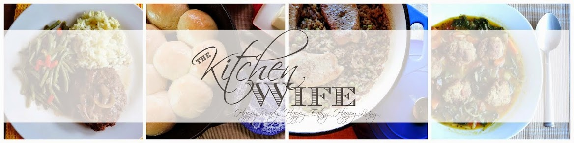 ~The Kitchen Wife~