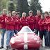 Green Team Twente onthult nieuwe, extreem zuinige waterstofauto
