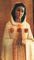 Nossa Senhora Rosa Mistica