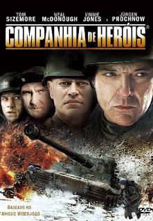 Companhia de Herois : O Filme – Dublado