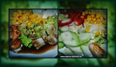 Salate gehen immer und sind lecker und gesund