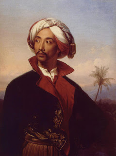 Biografi Raden Saleh Sjarif Boestaman Pelukis Indonesia