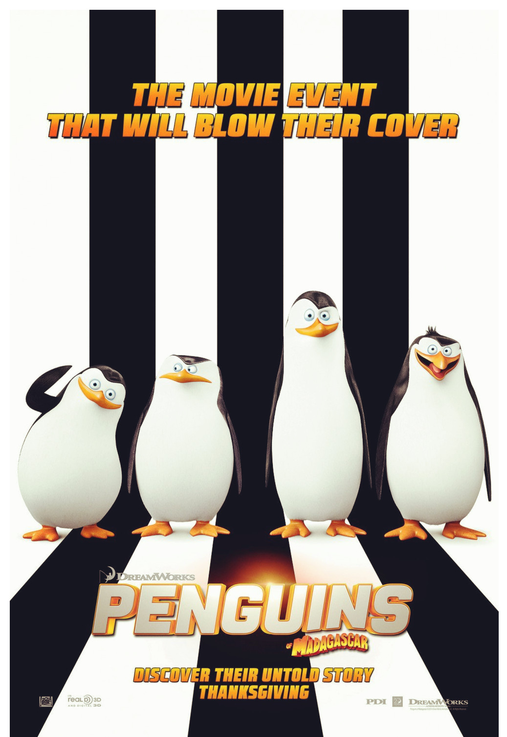 Sinopsis Film The Penguins Of Madagascar 2014