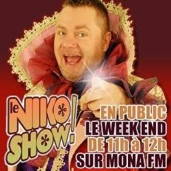 Le Niko Show sur Mona FM