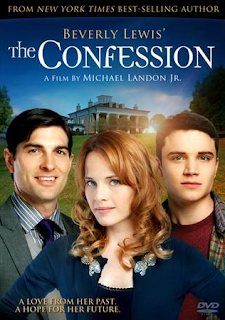 The Confession Beverly Lewis DVD