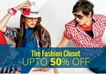 Homeshop18 : Clothing & Kitchen Accessories Upto 90% OFF + Flat 12% OFF + Rs.250 off