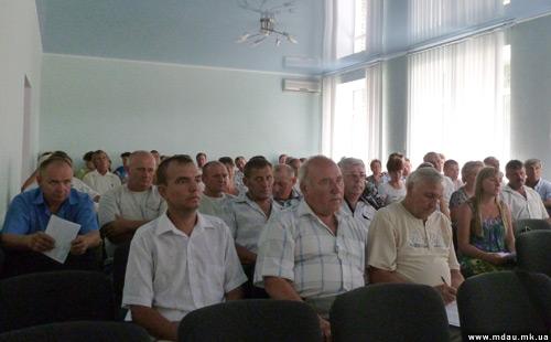 Новини університету. Семінари-наради з питань запровадження ринку земель сільськогосподарського призначення.
