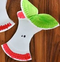http://123manualidades.com/manzanas-de-platos-descartables/2814/