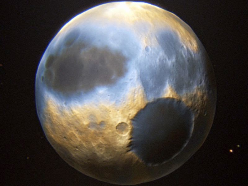 Cosmobiologist s dream new horizons pluto and yuggoth is the