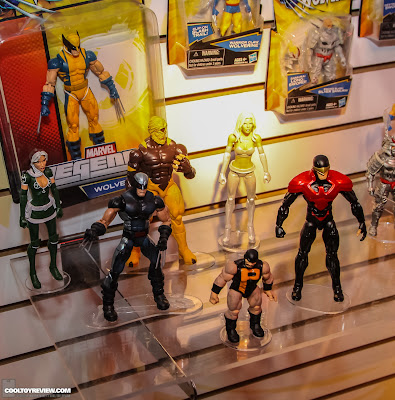 Hasbro 2013 Toy Fair Display Pictures - Wolverine Marvel Legends