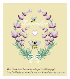 Sal Lavender - Punto Croce , Blog Crocette a gogo