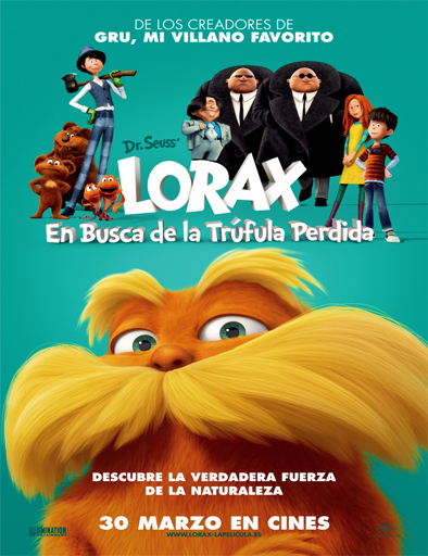 Ver The Lorax Latino(2012) Online