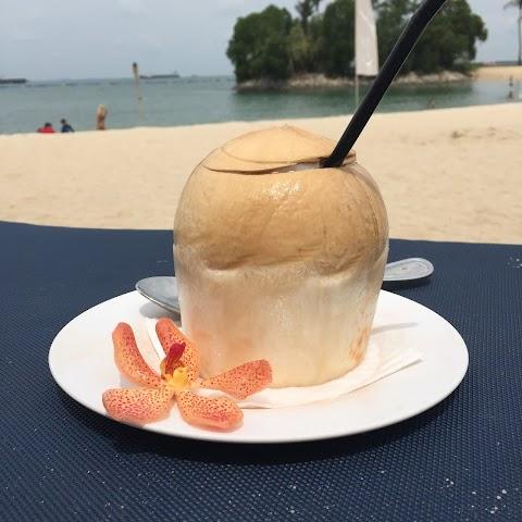 Tanjong Beach Club, Sentosa
