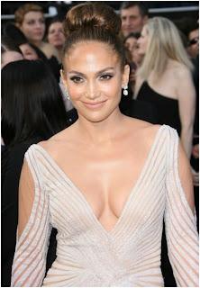 Jennifer Lopez Barely Avoids Wardrobe Malfunction In Front