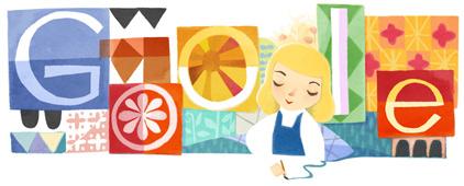 Google : 100 de ani de la nasterea lui Mary Blair