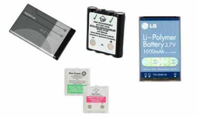 Jenis-jenis baterai dari zaman ke zaman