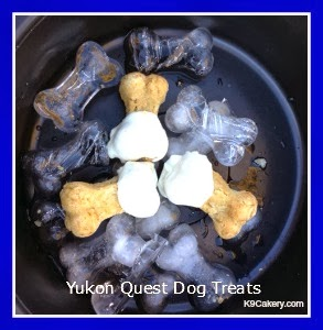 reindeer dog treats