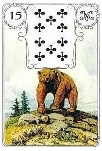 Сравнительная характеистика ОРАКУЛОВ ЛЕНОРМАН 15