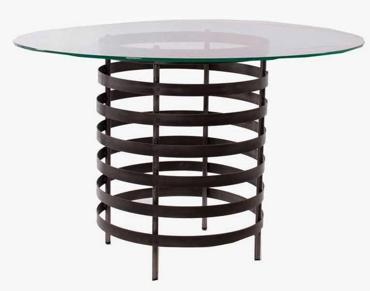 mesa de forja para comedor