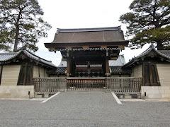 京都御所:建礼門