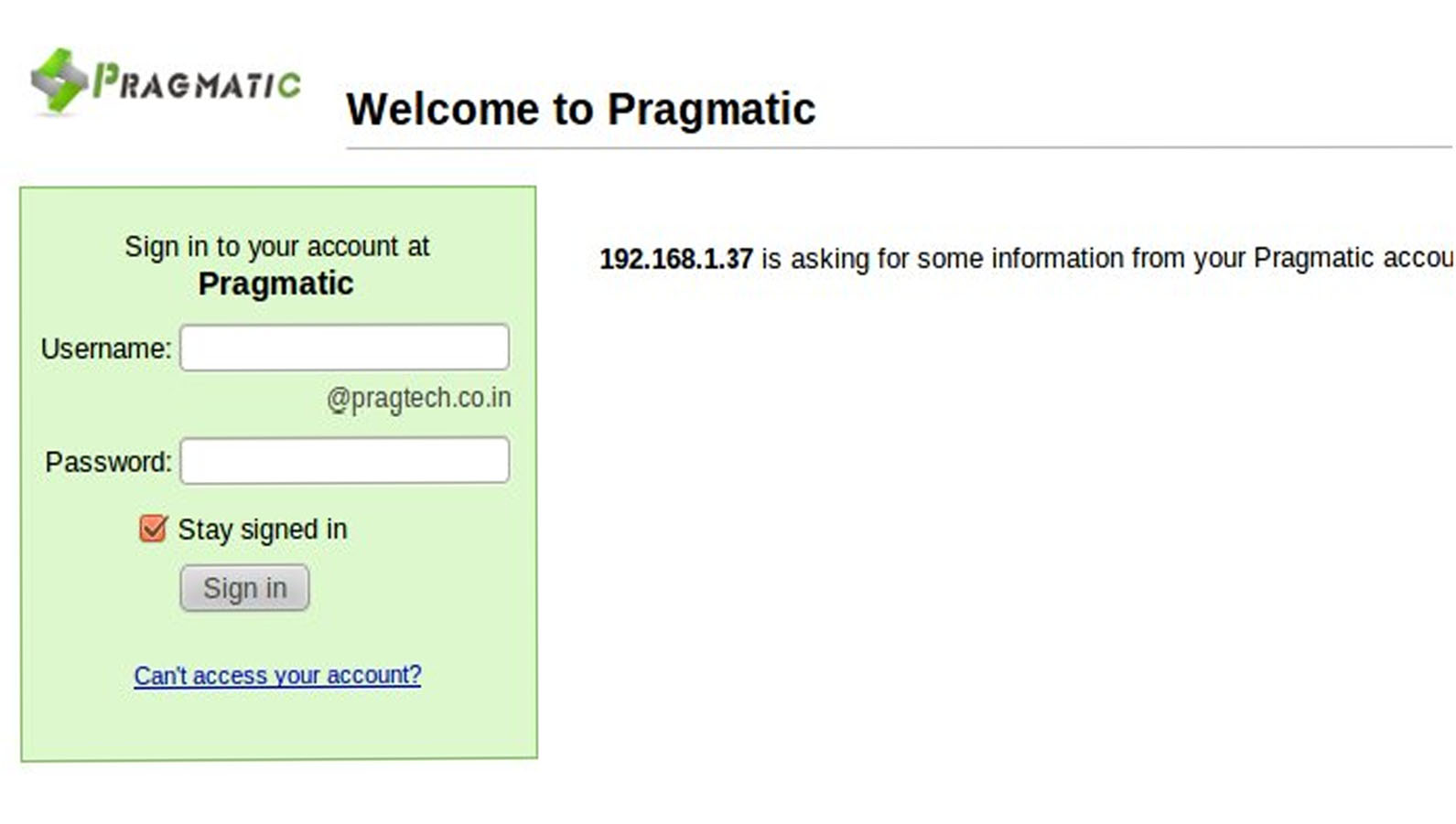 In pragmatic we have created feature by which user is created automatically in google app domain login also