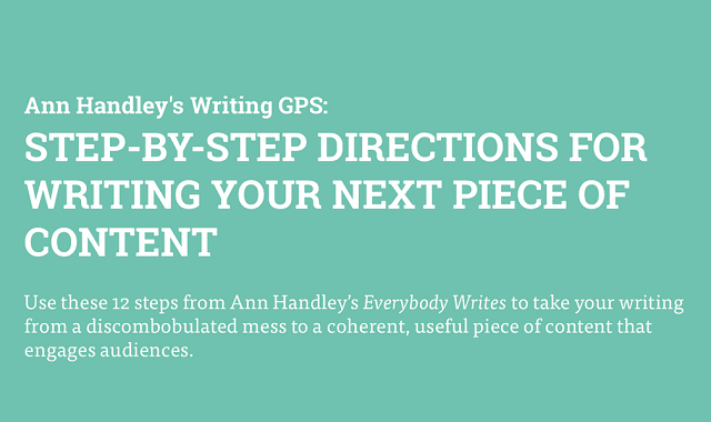 Step-By-Step Directions for Writing Your Next Piece of Content