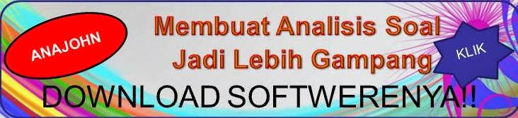download softwere analisis butir soal