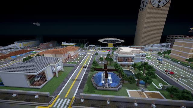 City - Minecraft Metropolis
