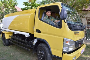 Distribusi Air Untuk Wilayah Indonesia