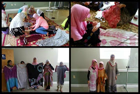 scarf tote bag ramadan crafts sewing muslim Islam tutorial