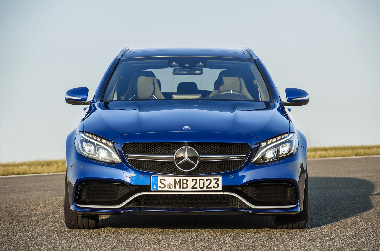 More Photos Of New Mercedes Benz Amg Including The Wagon