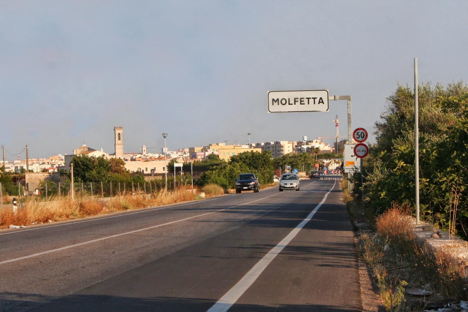 Samba bossa nova chimica e basilico a molfetta sulle for Nuovo arredo molfetta