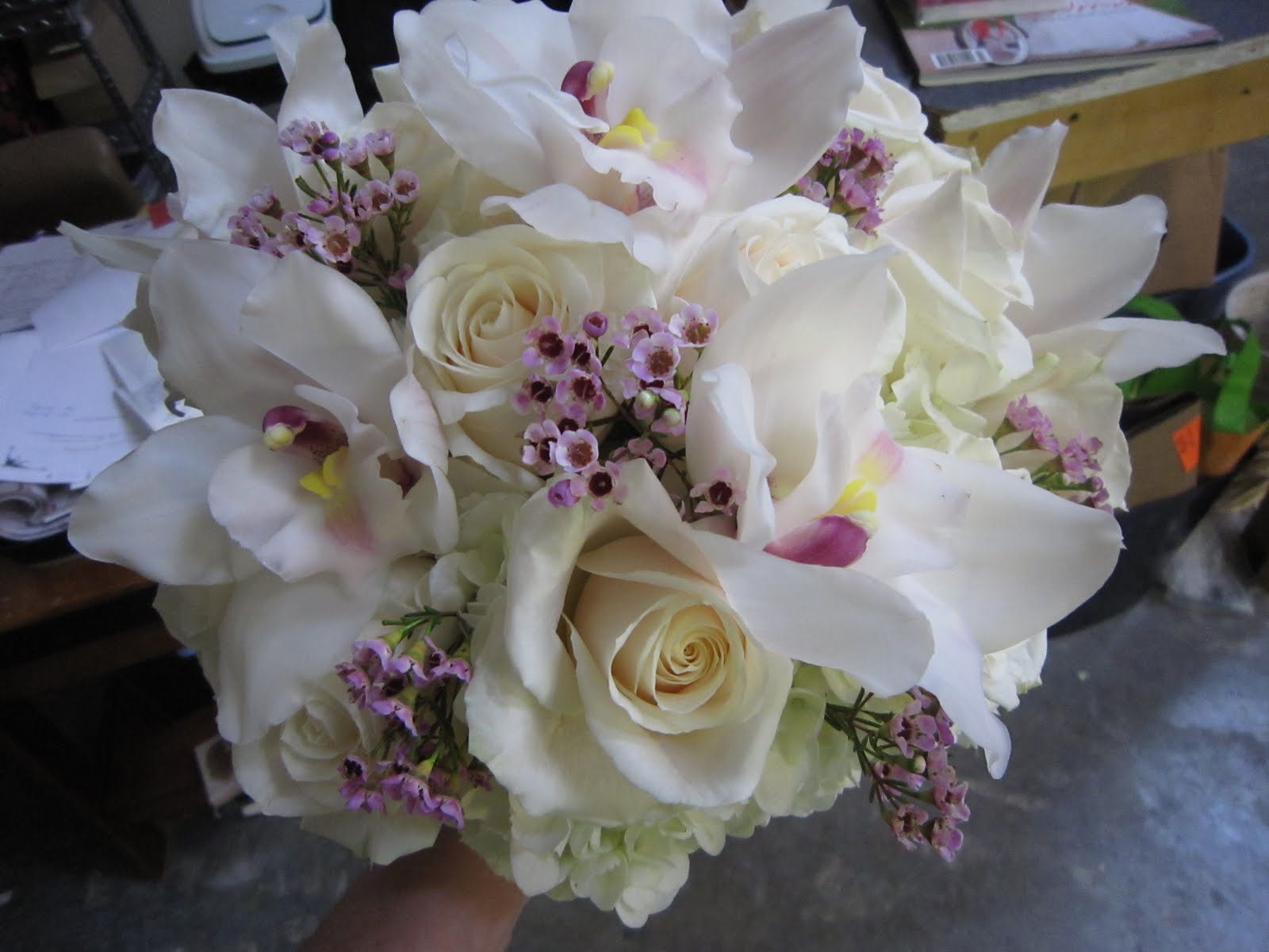 sisters floral design studio Such a Pretty Bouquet