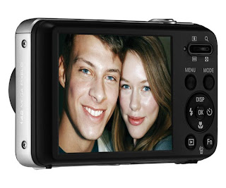 Samsung PL120 digital camera for Youtube beauty Guru
