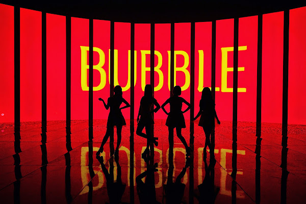 Girl's Day Hello Bubble