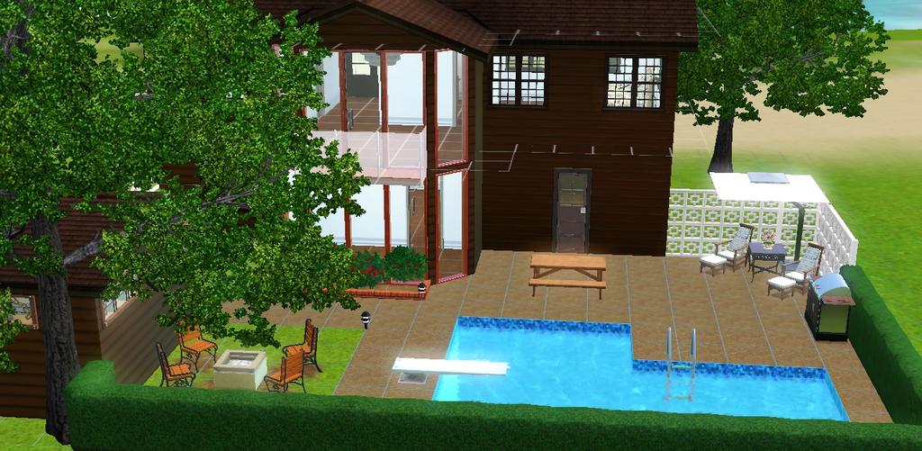 Stunning Sims 3 Badkamer Slaapkamer Accessoires Contemporary ...