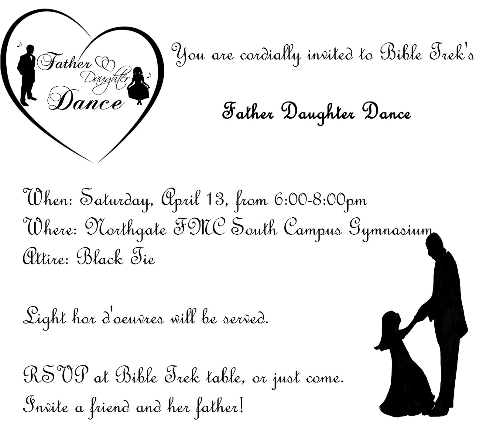 Northgate Kids Father Daughter Dance