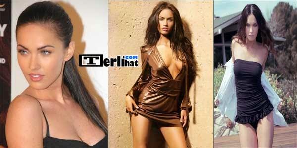 Wanita Tercantik dan Terseksi Di Dunia Versi Acak Megan Fox
