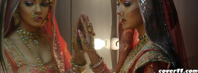 Hot Sara Loren Facebook Cover Photo